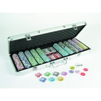 Poker Set Royal Flush 500