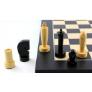 Schach-Set Timeless Black Classic