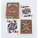 Poker Spielkarten Bicycle Dragon Back