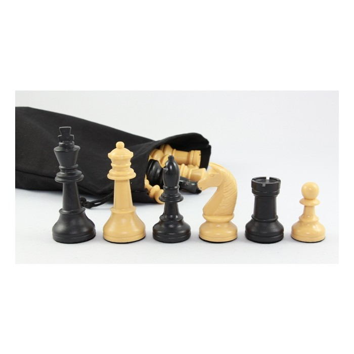 Schach-Set Plastic Tournament Advanced