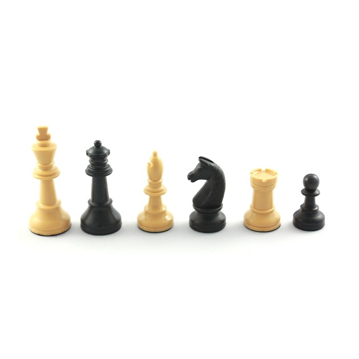 Schach-Set Plastic Tournament Basic