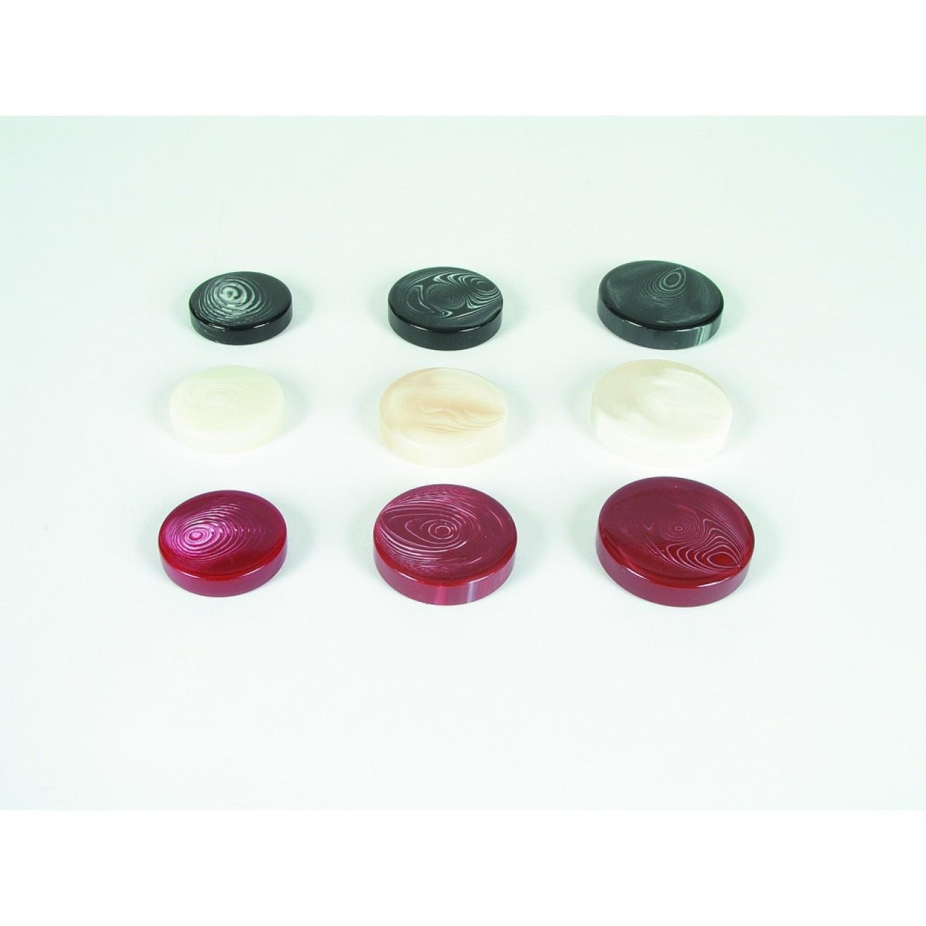 Backgammon Spielsteine