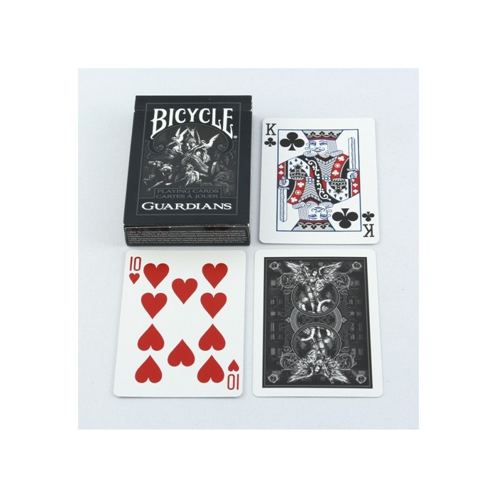 Poker Spielkarten Bicycle Guardians