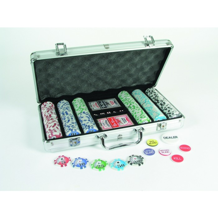 Poker Set Royal Flush 300