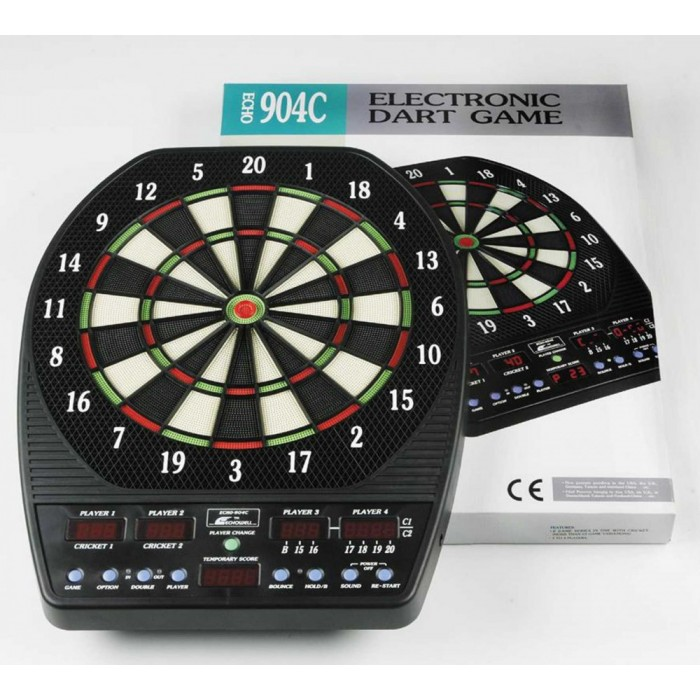 Elektronisches Dartboard 904c
